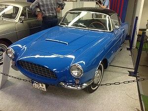 Felice Mario Boano - Image: Fiat Giannini 1100 Berlinetta (Boano) (26508862765)