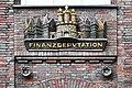 Finanzbehörde (Hamburg-Neustadt).Schriftzug Finanzdeputation.ajb.jpg