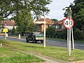 Fingerpost, Little Common Road, Bexhill, Sussex - geograph.org.uk - 36919.jpg