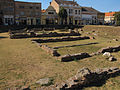 Fired-brick ruins at the ancient Roman city of Sirmium, Serbia.jpg