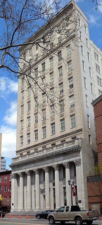 Home Office Building - Image: Firemens Insurance Newark jeh