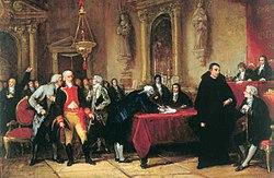 principal: Acta de la Declaración de Independencia de Venezuela
