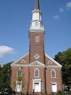First Presbyterian Church of Elizabeth
