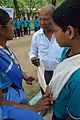First Aid and Emergency Management Session - Summer Camp - Nisana Foundation - Sibpur BE College Model High School - Howrah 2013-06-08 9152.JPG