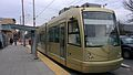 First Hill Streetcar parked on Broadway in testing mode, looking north.jpg