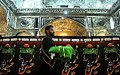Flag Changing Ceremony from Fatima Masumeh Shrine, Qom on 1 Muharram 1433 AH 03.jpg