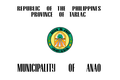 Flag of Anao, Tarlac.png