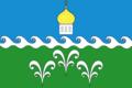 Flag of Bolsheklyuchishchenskoe (Ulianovsk oblast).png
