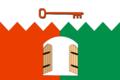 Flag of Isilkul (Omsk oblast).png