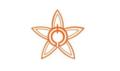Flag of Nakajima Ehime.png