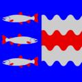 Flag of Västernorrland lan.png