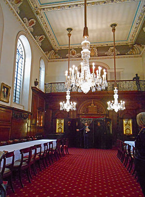 Worshipful Company of Vintners - Image: Flickr Duncan~ Vintners' Hall (1)
