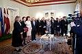 Flickr - Saeima - Oficiālā vizītē Latvijā viesojas Polijas parlamenta Seima priekšsēdētāja Eva Kopača (24).jpg