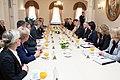 Flickr - Saeima - Oficiālā vizītē Latvijā viesojas Polijas parlamenta Seima priekšsēdētāja Eva Kopača (29).jpg