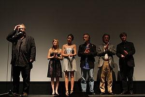 Mr. Nobody (film) - Jaco Van Dormael and the crew at the 2009 Toronto International Film Festival