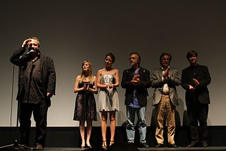 Mr. Nobody (film) - Jaco Van Dormael and the crew at the 2009 Toronto International Film Festival