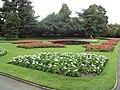 Flowerbeds, Grosvenor Park, Chester - DSC08003.JPG