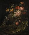 Flowers, Lizards and Insects (Elias van den Broeck) - Nationalmuseum - 18360.tif