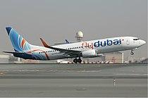 FlyDubai Boeing 737-800 Pichugin.jpg