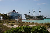 Flying Dutchman at Castaway Cay.JPG
