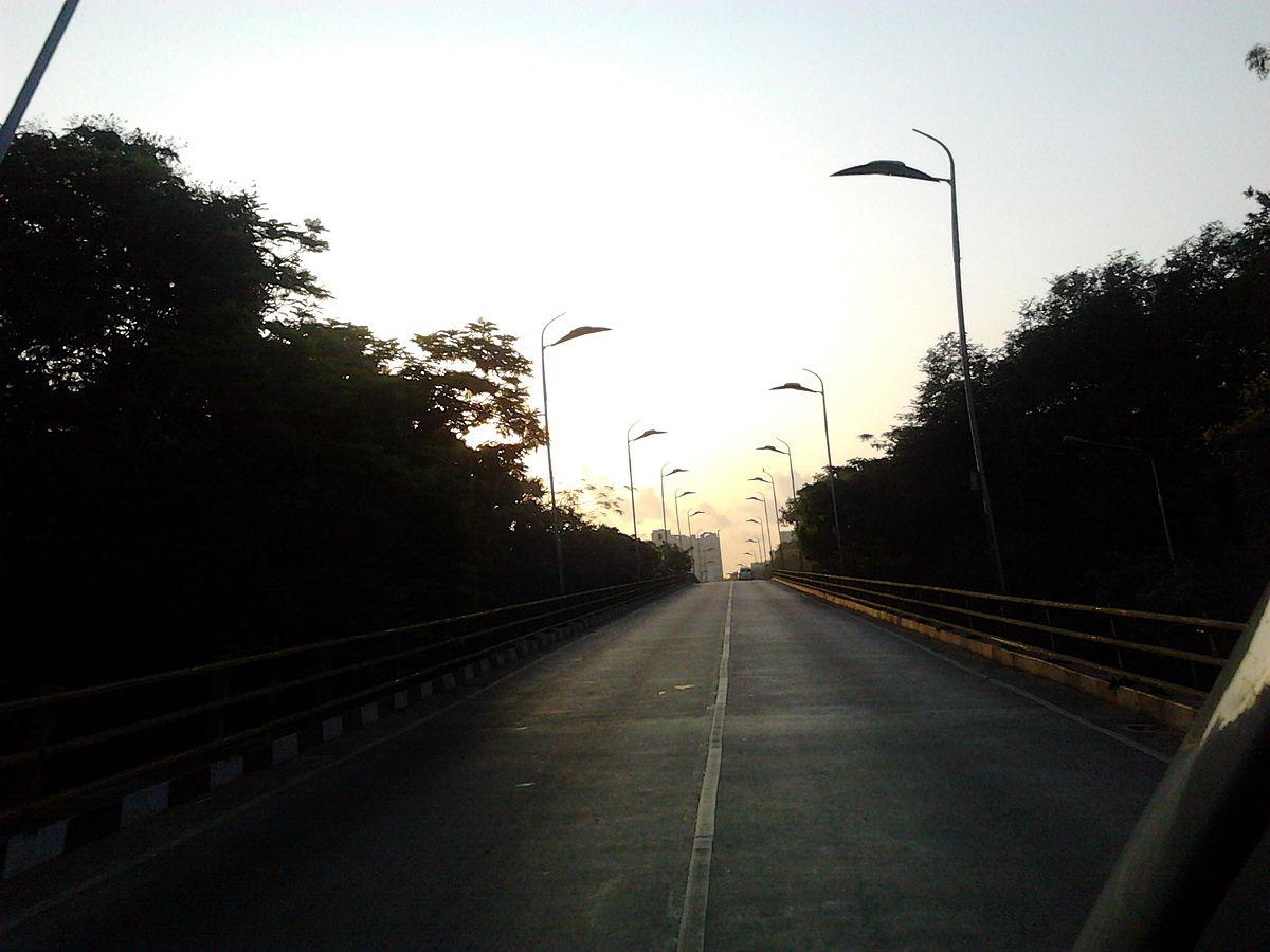 Sardar Patel Road, Chennai - Wikipedia