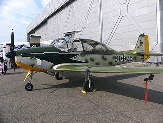 Piaggio P.149 - Focke-Wulf FWP. 149D in Canadian civil service
