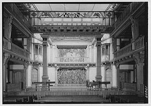 Shakespeare Theatre Company - Folger Library Theater, circa 1932