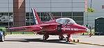 Folland Gnat T.1, Rocky Mountain Airport, Denver, Colorado.jpg