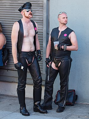 Folsom Street Fair San Francisco, CA