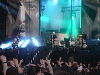 Concierto en Londres en 2006