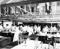 Foods and Cookery laboratory, School of Household Art, Teachers' College, Columbia University, around 1910-20.jpg