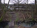 Footbridge and stile beside Winkhurst Green Road. - geograph.org.uk - 1704801.jpg