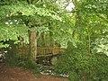 Footbridge over Afon 'Sgethin - geograph.org.uk - 528289.jpg
