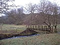 Footbridge over River Brock - geograph.org.uk - 110320.jpg