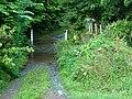 Ford, River Redlake, Bucknell - geograph.org.uk - 1526953.jpg