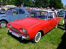 1961 Ford Taunus 17M P3