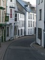 Fore Street heading towards the harbour area - geograph.org.uk - 733102.jpg