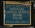 Forging the weapons of war, official United States war film LCCN2002719417.tif