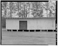 Fort Jackson, Division Store House No. 5, Shop Road, Columbia, Richland County, SC HABS SC,40-COLUM.V,2A-3.tif