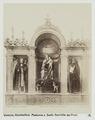 Fotografi av Venezia. Giambellino, Madonna e Santi, Sacristia dei Frari - Hallwylska museet - 104926.tif