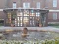 Fountain, Wallington Library - geograph.org.uk - 858539.jpg