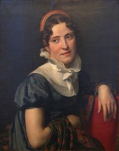 François-Joseph Navez - Portrait de Madame Faber.jpg