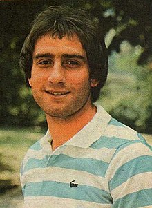 Francesco Graziani (born 16 December 1952) Italy NFT Forward (1975–1983).jpg