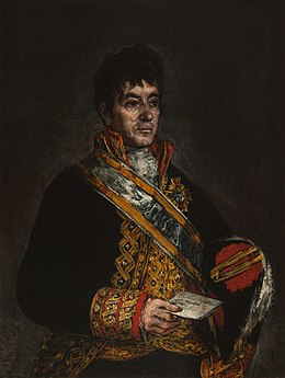 Francisco de Goya - Portrait of Don Miguel De Lardizábal.JPG