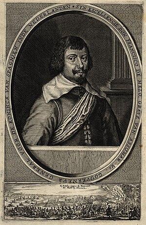 Francisco de Melo, Comte de Assumar