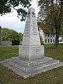 Frankenfelde - Denkmal 1.Weltkrieg - panoramio.jpg
