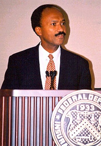 Fannie Mae - Franklin Raines earned $90 million in salary and bonuses while he was head of Fannie Mae.