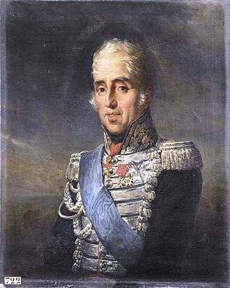 Charles X of France - Charles X, commissioned in 1838