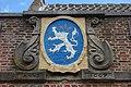Frans Loenenhofje, ovalen wapen, Haarlem.jpg