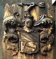 Franz Edmund Joseph Ignaz Philipp Bartholomaeus Freiherr von Schmitz Grollenburg Wappen Hannover St.-Johannis-Friedhof.jpg